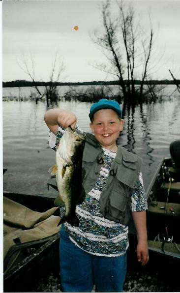 Not bad for a kid fish