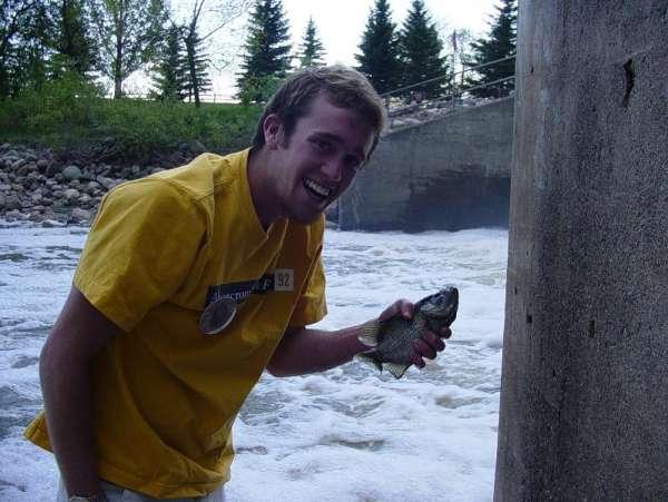 Dam fish! fish