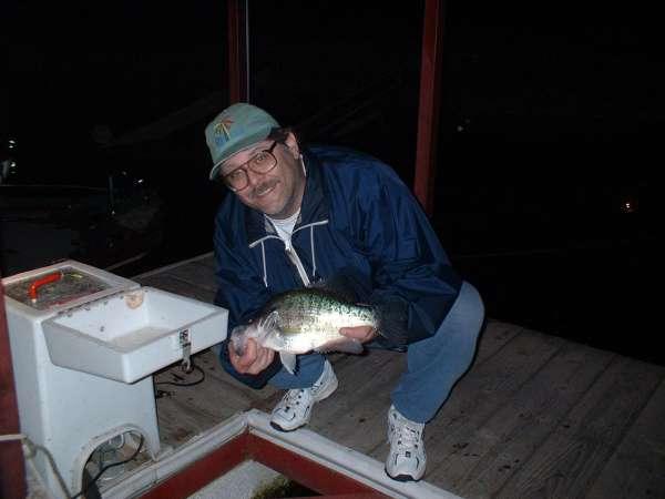 kevins crappie fish