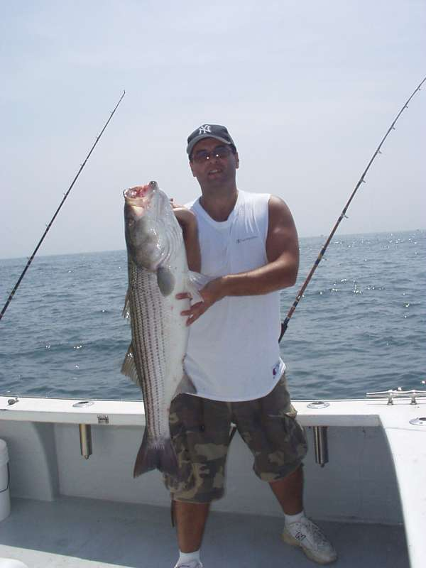 Montauk Pt. NY fish