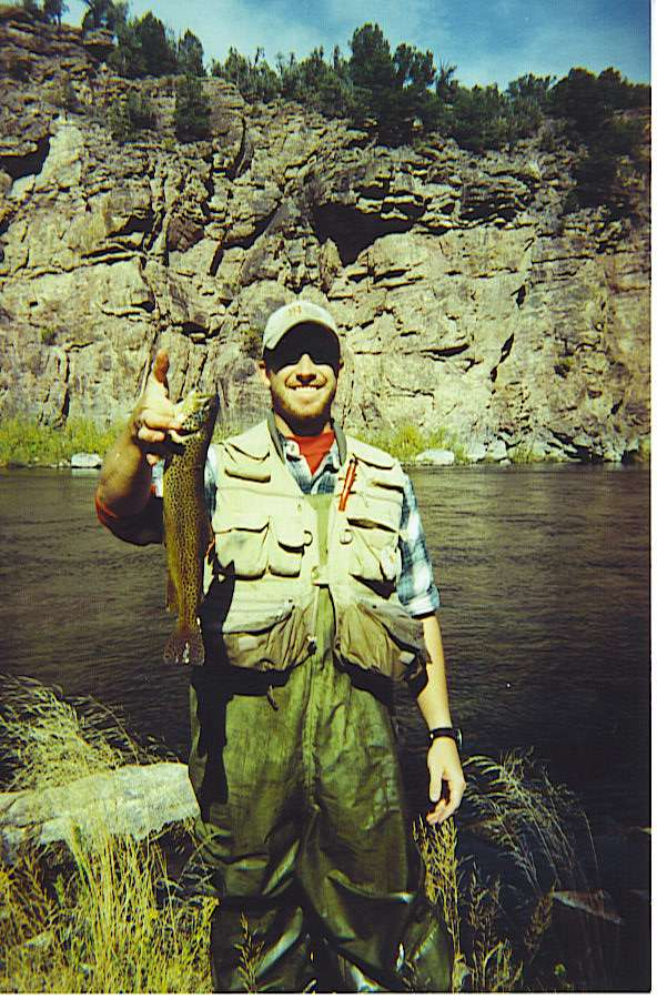 green river brown trout fish