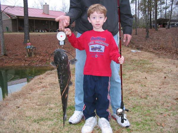 Hunter's Catfish fish