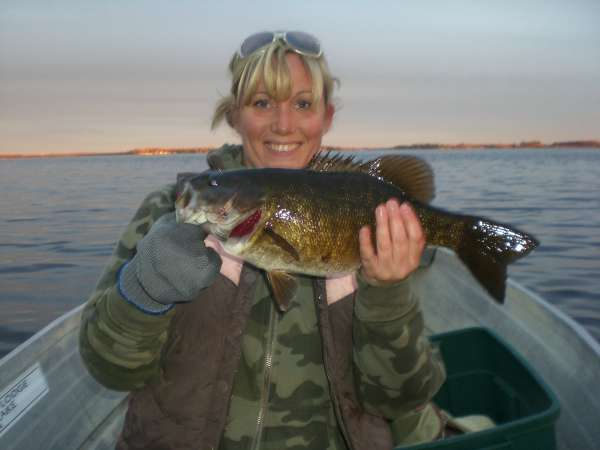Smallmouth Bass!!! fish