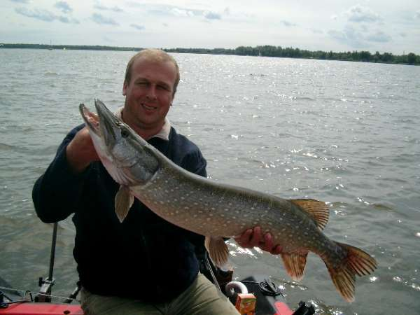 dutch pike fish