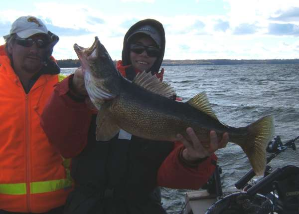 BOQ walleye fish