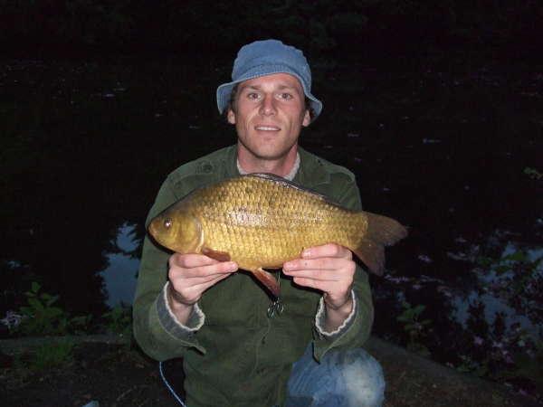 bar of gold fish