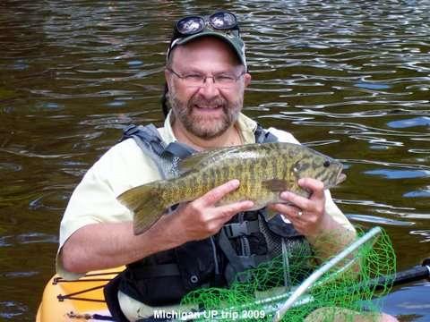 Michigan up smallmouth bass fish rate my fish fish and for Michigan bass fishing