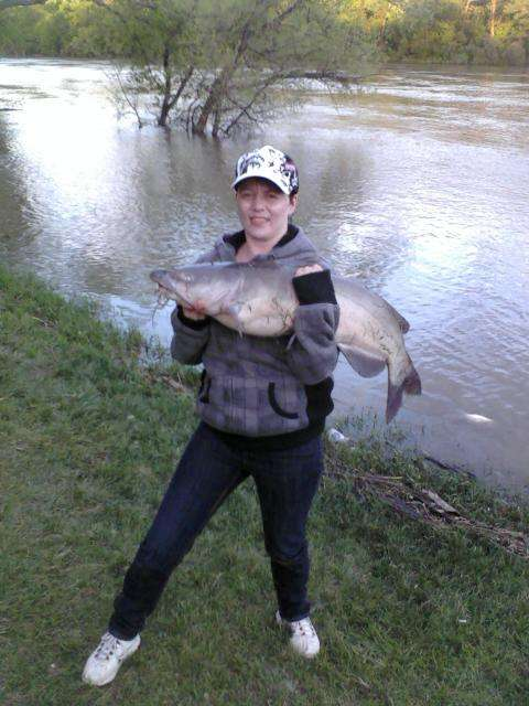 Master Angler (Channel Catfish) fish