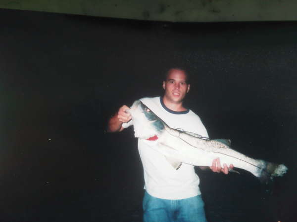 37 inch snook fish