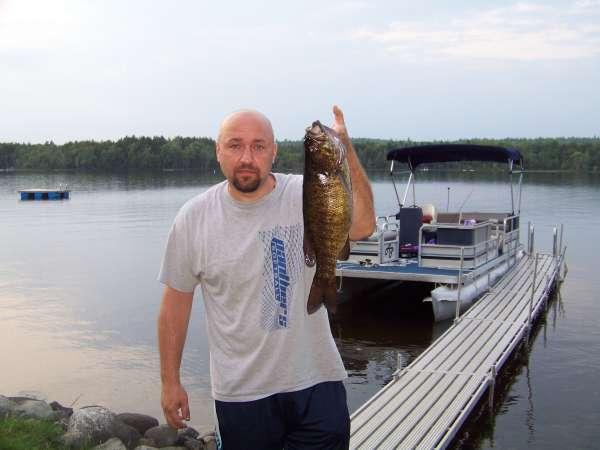 Smallmouth Bass fish