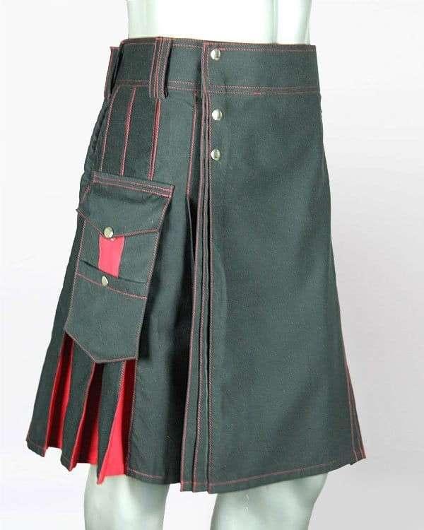 Classic Style Hybrid Kilt - Kilts For Men - Cheap Kilt fish