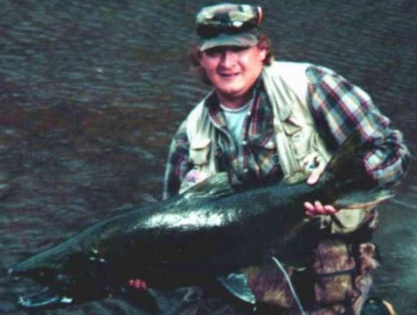 Chinock Salmon fish