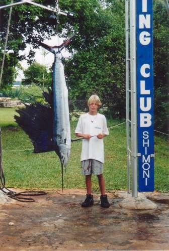 52 pounder fish
