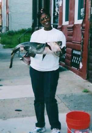 Annie's CAT fish