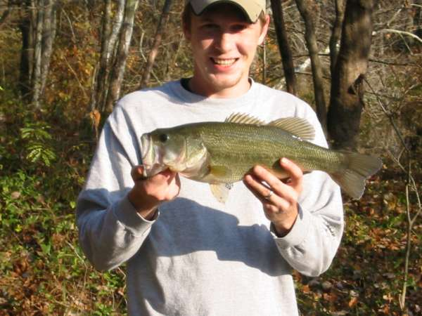 Another 3lb BASS fish