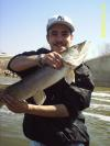JACK FISH AT THE FLOODWAY