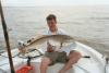 HUGE BULL RED!!!!! fish