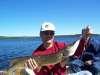 4 lbs. Northern fish