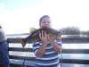 6 lb largey/my 1st bass fish