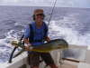 Tongan Mahi Mahi fish