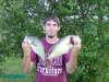 Montana Bass fish