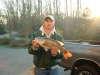 7.5 lb bass fish