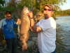 ASSINIBOINE RIVER,1ST ,DINSDALE PARK!!!! fish