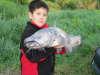 8 YR OLD LANDS MASTER CAT!!ASSINIBOINE RIVER fish