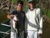 8lb 6 ounce Largemouth Bass fish