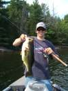 big bass fish