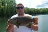 21 inch 5lb 13 oz Smallmouth fish