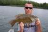 19 in 5lb 1oz smallmouth fish
