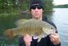 20 in 5lb 3oz Smallmouth fish