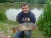 MIRROR CARP fish