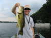 Michigan Bucketmouth fish