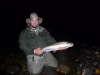 night time steel fish
