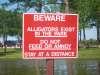 beware fish