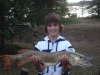 My Big 8.2 lbs Pike fish