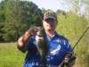 4.5 lb bass fish