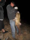 42 lb. big cat out of west virginia fish