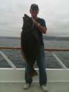 Big Halibut fish